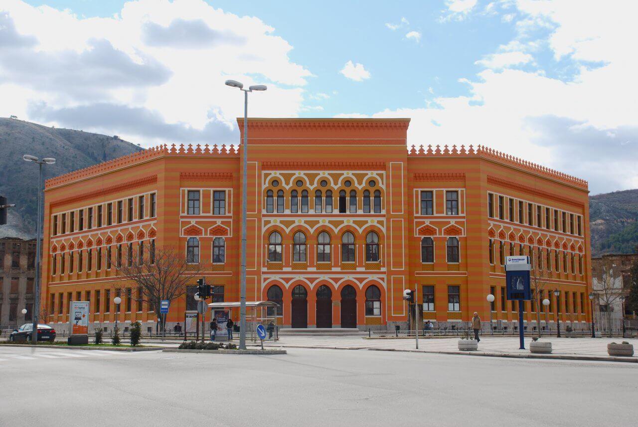 UWC Mostar Campus